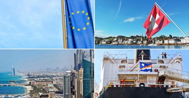 Εκτός μαύρης λίστας φορολογικών παραδείσων της ΕΕ 4 χώρες