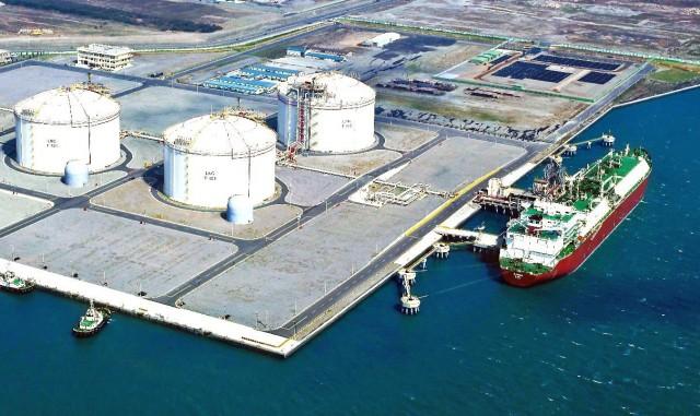 Κατασκευή πάρκου LNG για το Ιράν