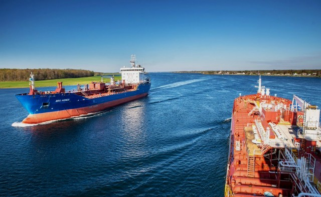 Νέες συμμαχίες προς μείωση του περιβαλλοντικού αποτυπώματος από τη ναυτιλία