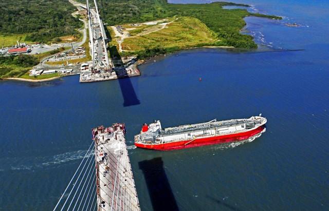 Διώρυγα Παναμά: Από ρεκόρ σε ρεκόρ διελεύσεων πλοίων