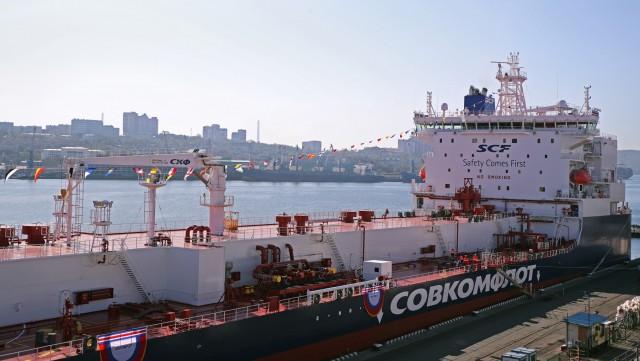 Το Βόρειο Πέρασμα μαγνητίζει το βλέμμα της Sovcomflot