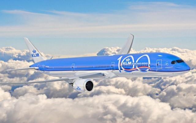 Τα 100 χρόνια της γιορτάζει η KLM
