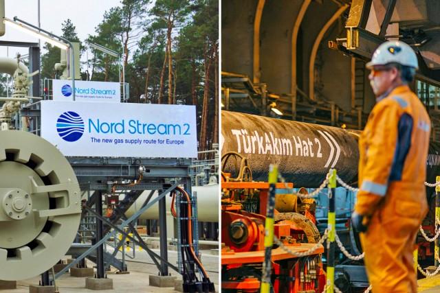Gazprom: Επενδυτικές κινήσεις σε Ανατολή και Δύση