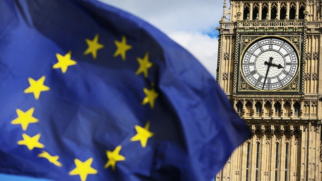 ΕΕ-Ηνωμένο Βασίλειο: Συμφωνία για το Brexit