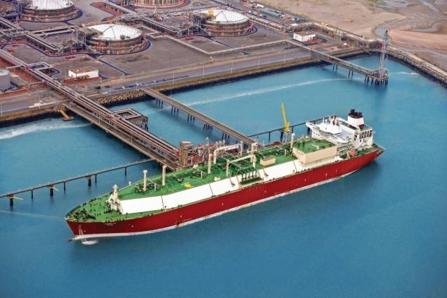 Total: Επενδύσεις στην αγορά LNG της Ινδίας