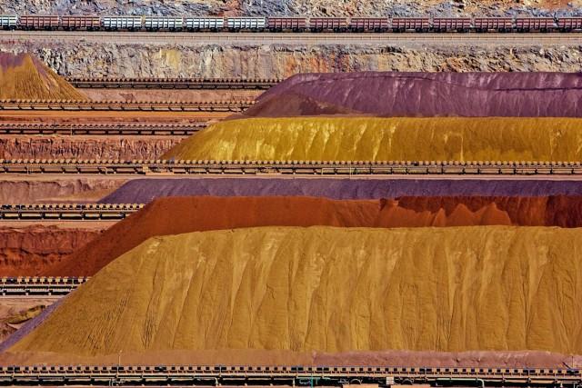 Στην κορυφή των παγκόσμιων εξαγωγών iron ore η Rio Tinto;