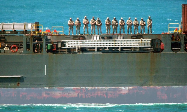 Κόλπος της Γουινέας: «Καμπανάκι» για τα περιστατικά πειρατείας σε πλοία