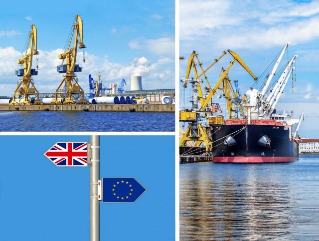 Επιφυλακτικοί οι βρετανικοί λιμένες για τη συμφωνία του Brexit