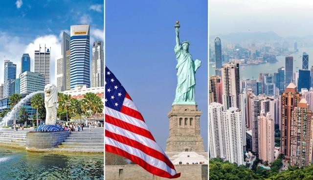 Οι δέκα πιο ανταγωνιστικές οικονομίες του κόσμου