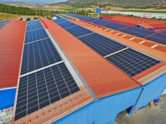 Δ. ΚΟΡΩΝΑΚΗΣ Α.Β.Ε.Ε.: Προτεραιότητα η πράσινη ενέργεια