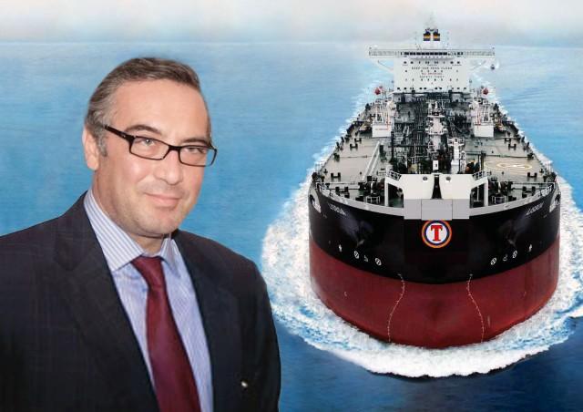 Tsakos Energy Navigation: Παραλαβή νέου πλοίου