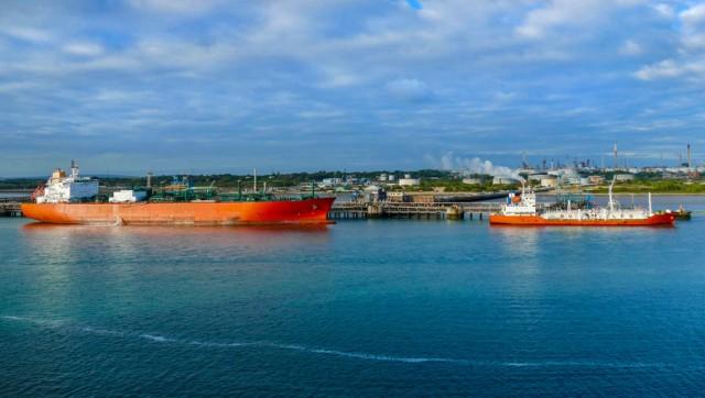 Λιμάνι Corpus Christi: Παράταση για την ολοκλήρωση του mega oil terminal
