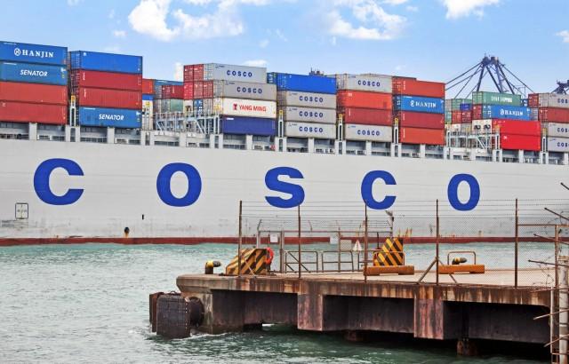 Τέλος οι αμερικανικές κυρώσεις στην COSCO;