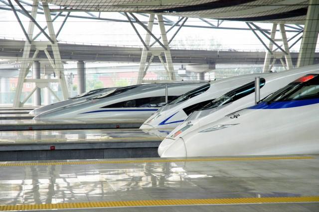 Κίνα: Νέα τρένα γρηγορότερα και από αεροπλάνα