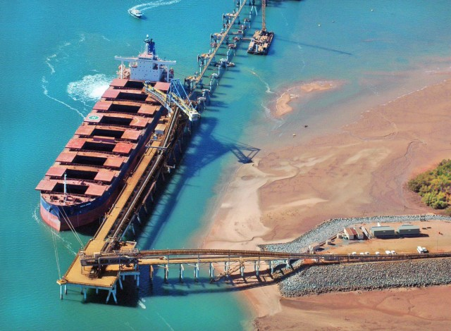 BHP: Στόχος οι «πράσινες» μεταφορές με πλοία