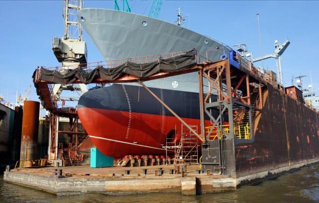 Ευρωπαϊκά ναυπηγεία: Υπό τον φόβο μείωσης του ανταγωνισμού