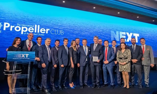 Βραβεία Amver 2019: Οι ελληνικές ναυτιλιακές εταιρείες που έσωσαν ζωές στη θάλασσα