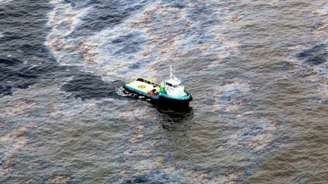 Ο κίνδυνος από πετρελαιοκηλίδες που δεν αναφέρονται – Η περίπτωση της Βραζιλίας