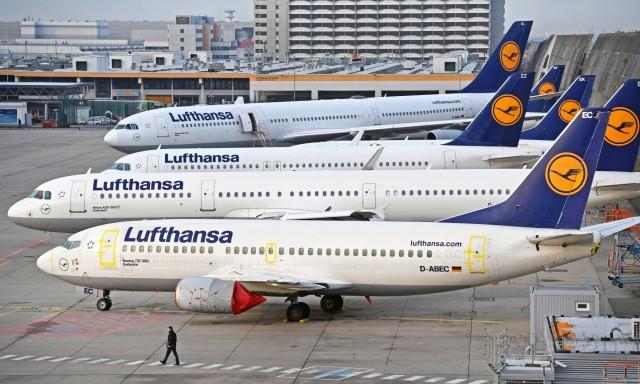 «Καθηλωμένη» η Lufthansa για 48 ώρες