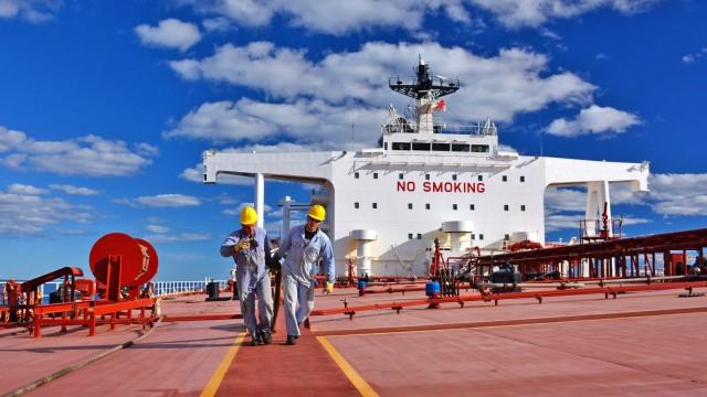 Περισσότερο ευτυχισμένοι οι ναυτικοί εν πλω