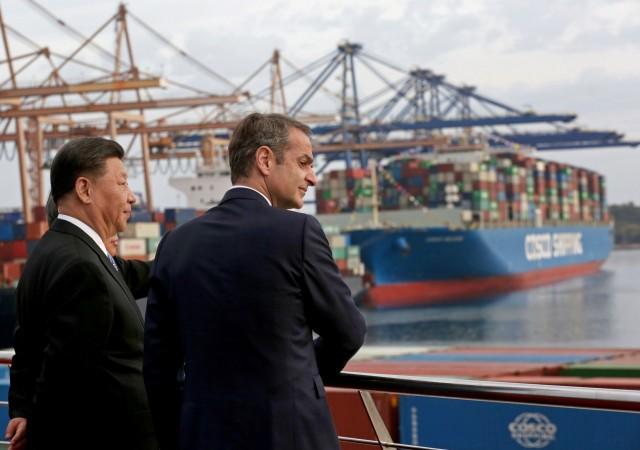 Με ποιούς πλοιοκτήτες συνομίλησε ο Κινέζος πρόεδρος στην Αθήνα