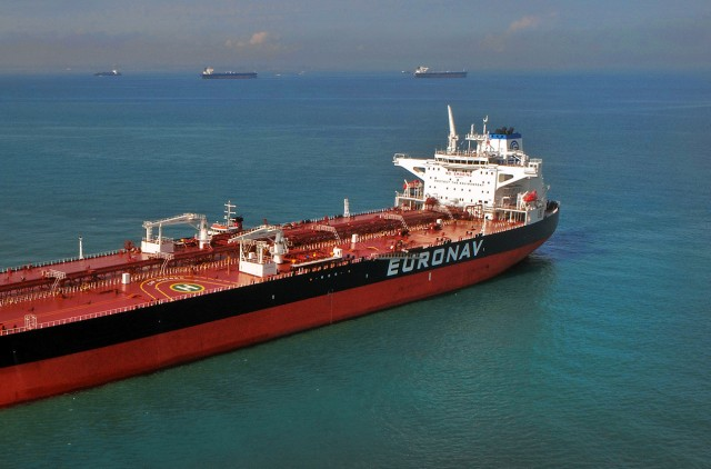 Euronav: Συμφωνίες ενόψει sulphur cap
