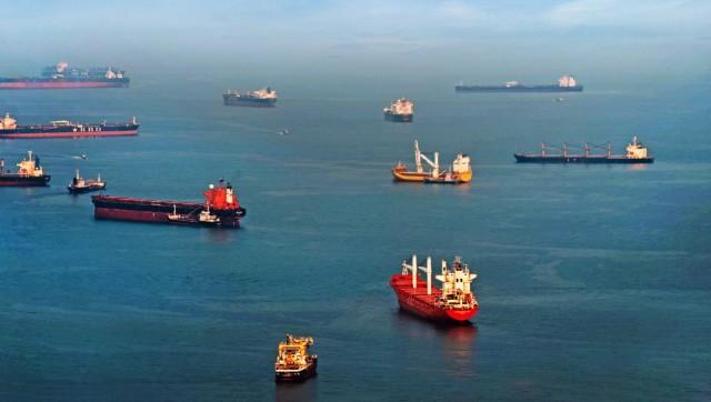 Ο παγκόσμιος εμπορικός στόλος έσπασε το φράγμα των 100.000 πλοίων