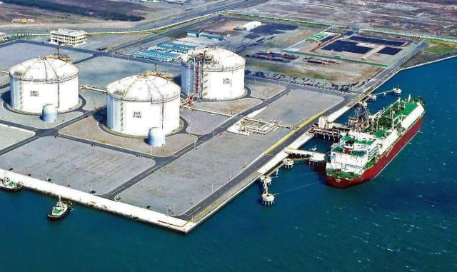 Ένας νέος τερματικός LNG στην Κίνα στα σκαριά