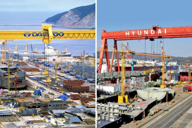 Προς τη δημιουργία του μεγαλύτερου ναυπηγικού ομίλου παγκοσμίως