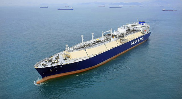 Sovcomflot: Συμφωνία για το πρώτο LNG carrier του Arctic LNG 2