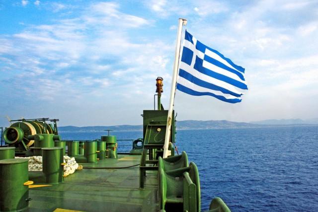 Άνοδος για τη δύναμη του ελληνικού εμπορικού στόλου