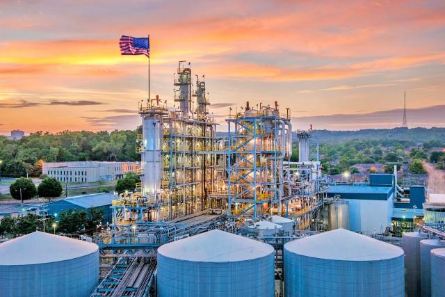 Νέο ρεκόρ στην αμερικανική παραγωγή πετρελαίου