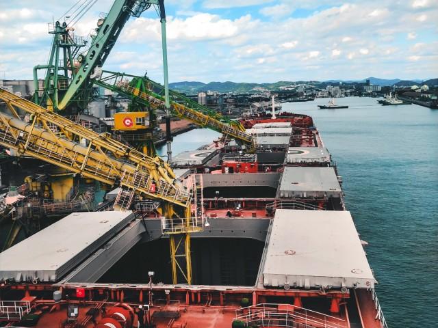 Νέος τερματικός iron ore στην Ινδία