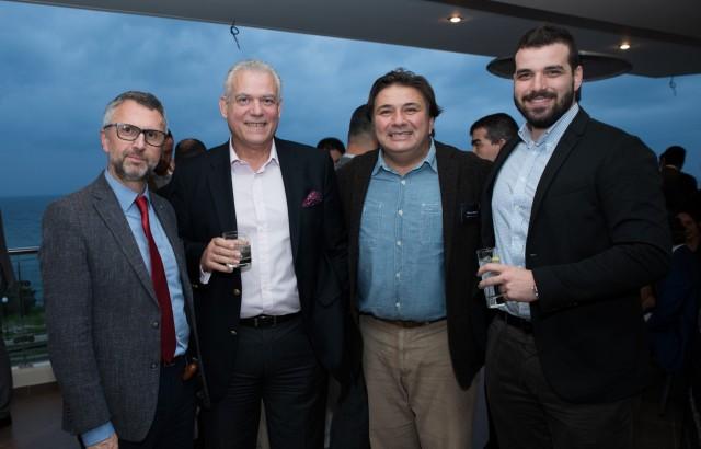 Ναυπηγεία Besiktas: Δυναμικό παρών του ναυπηγικού Ομίλου στην Ελλάδα