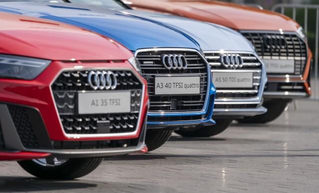 Συρρίκνωση της Audi ενόψει της ηλεκτροκίνησης
