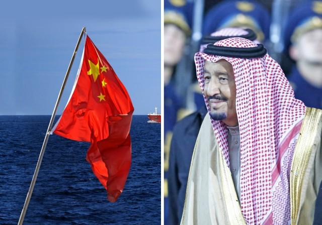 Η Σαουδική Αραβία ο βασικός προμηθευτής αργού στην Κίνα