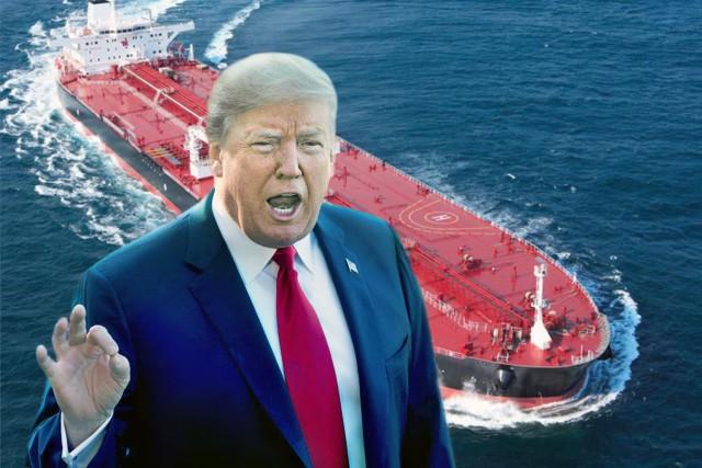 Έξι ακόμη δεξαμενόπλοια στο στόχαστρο των αμερικανικών κυρώσεων