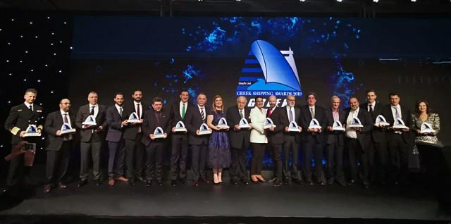 Βραβεία Lloyd's: Oι νικητές των βραβείων για το 2019