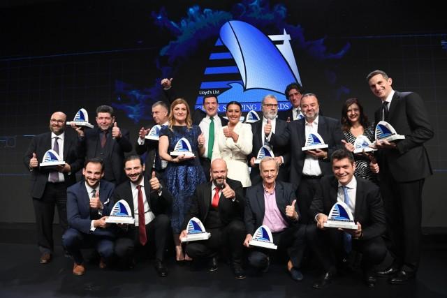 Βραβεία Lloyd's List 2019: Oι επίσημες φωτογραφίες