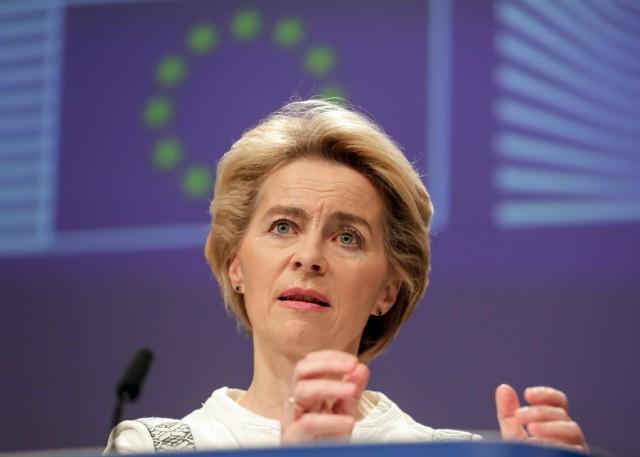 ΕΕ-Πράσινη Συμφωνία: «Καμπανάκι» της Ούρσουλα φον ντερ Λάιεν για το κόστος της αδράνειας