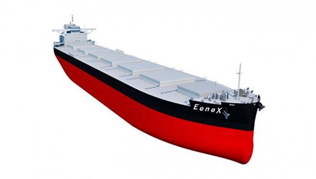 Νέα σειρά bulkers για τη ΜΟL