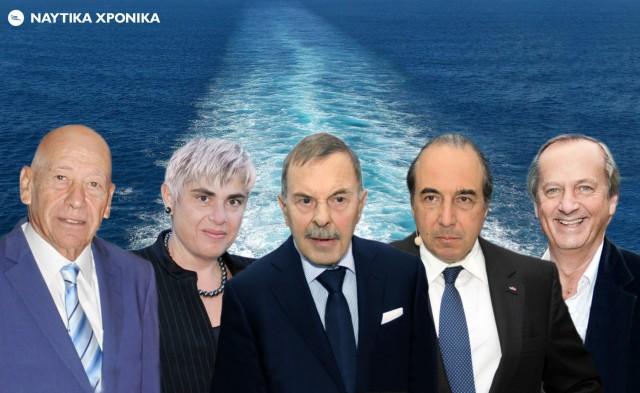 Οι κορυφαίοι Έλληνες της ποντοπόρου ναυτιλίας