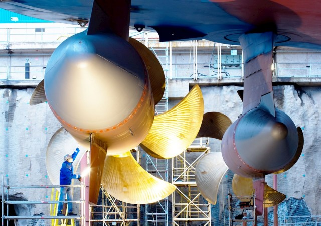 H ΑΒΒ θα εξοπλίσει έξι φιλικά προς το περιβάλλον κρουαζιερόπλοια