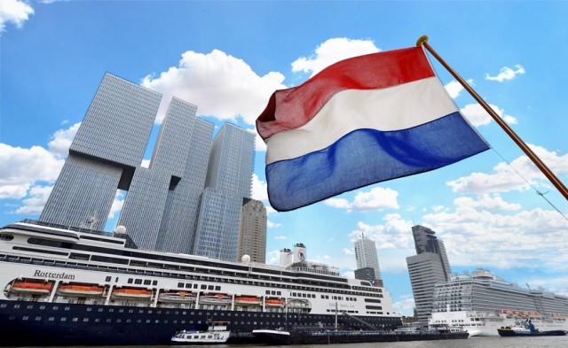 Ανιχνευτές εκπομπών θείου στο λιμάνι του Ρότερνταμ