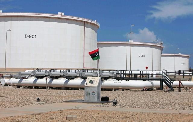 H Total ο μεγάλος ρυθμιστής στα πετρέλαια της Λιβύης