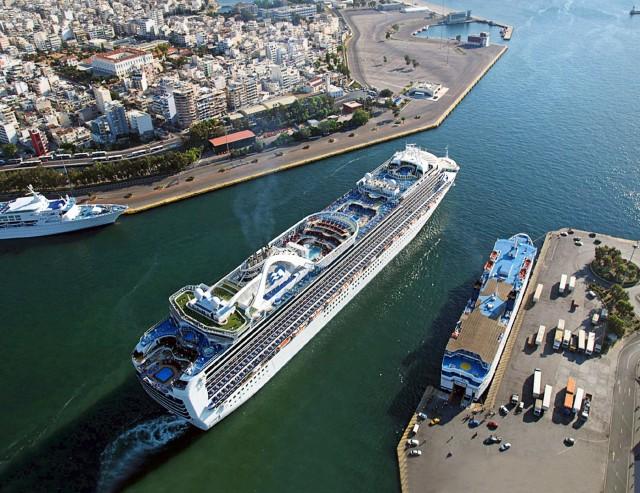 Ο Πειραιάς home port για ένα ακόμα κρουαζιερόπλοιο