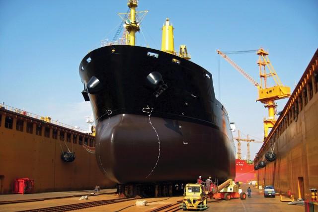 Αλλαγή σκυτάλης στις παραγγελίες πλοίων