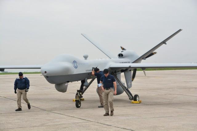 Drones στο Αιγαίο η απάντηση της Αθήνας στην Άγκυρα (Φωτό)