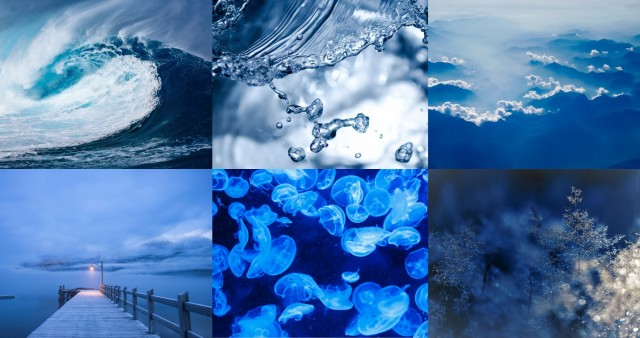Μπλε: Το χρώμα του 2020