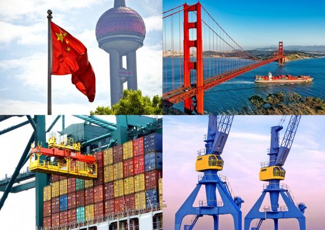 Προς εμπορική συμφωνία ΗΠΑ και Κίνα